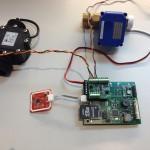 Prototype printplaten geassembleerd bij KittLab